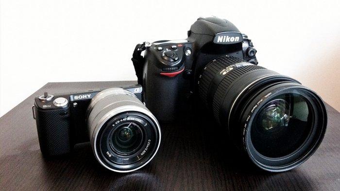 Pilih Mana, Kamera DSLR atau Mirrorless?