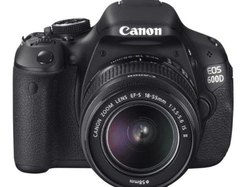 Ketahui Kelebihan Kamera Canon EOS 600D Ketimbang Seri Lain
