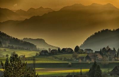 Trik Foto Pemandangan Jadi Semakin Indah dan Bagus
